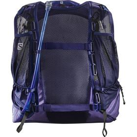 Salomon Skin Pro 15 Bag Set Purple Opulence/Medieval Blue